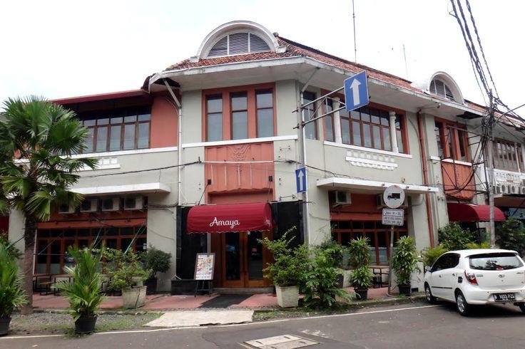 Amaya Indian Cuisine & Lounge