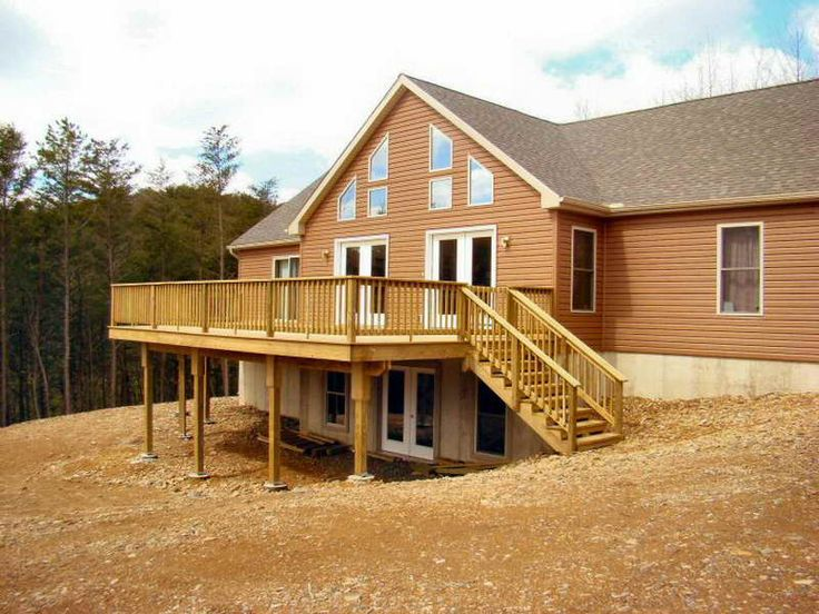 Luxury Manufactured Home with Basement