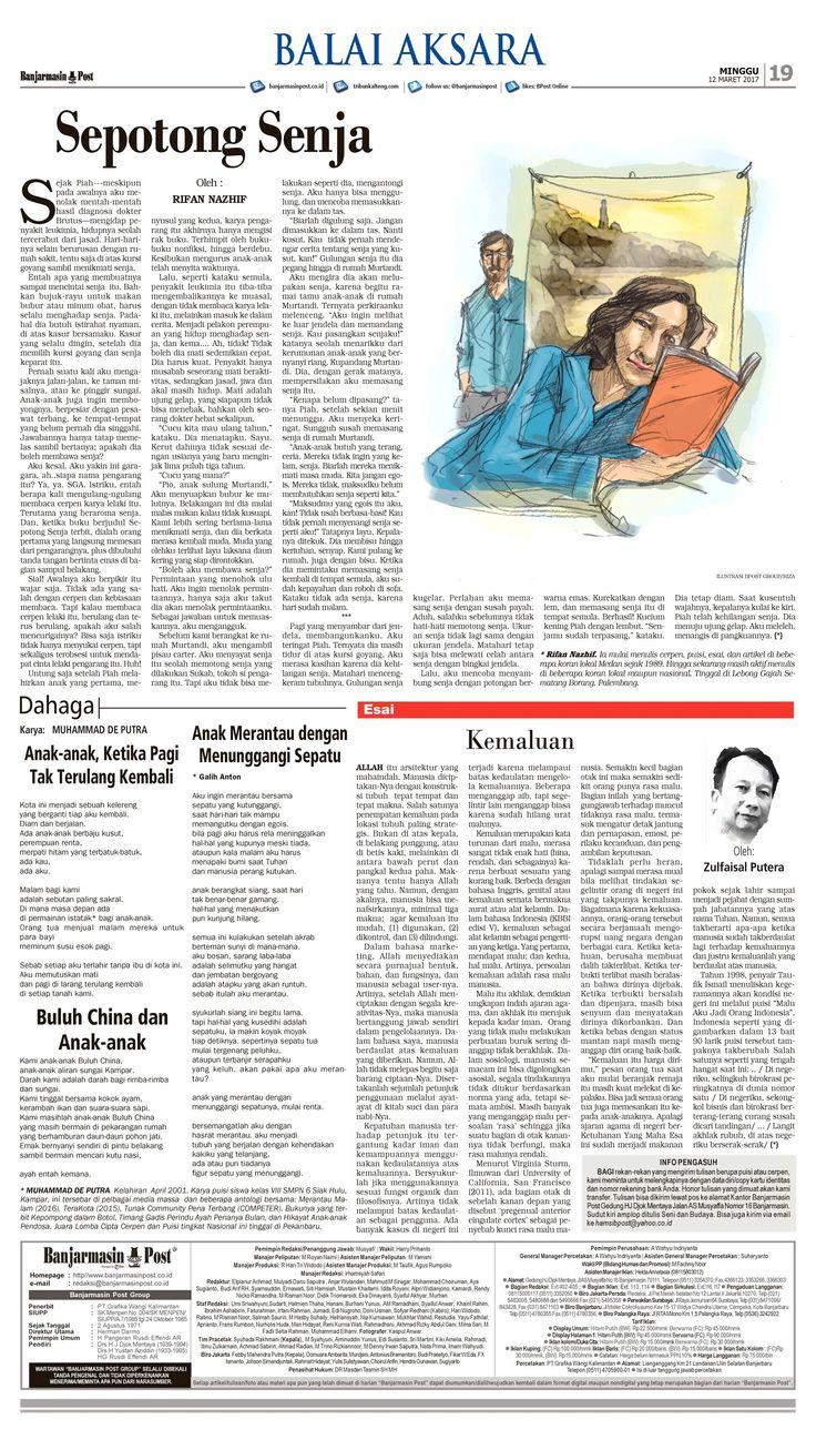 Hal. 19 - Banjarmasin Post ePaper