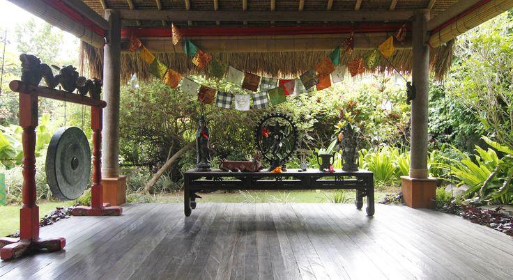 Eat - Pray - Love - Five yoga studios in Seminyak, Bali