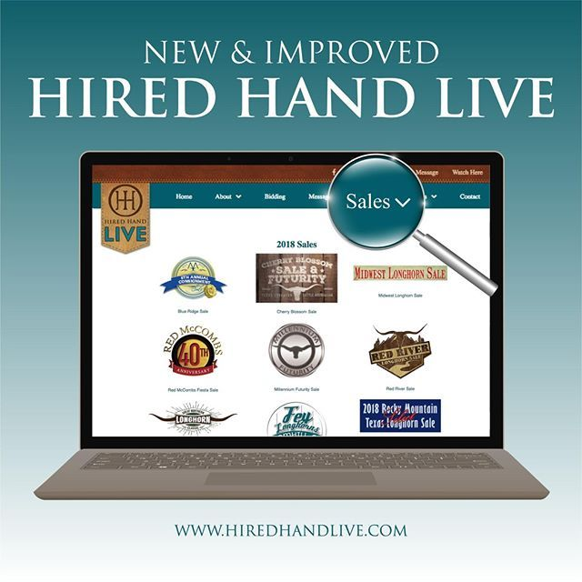 Websitelaunch Alert The New And Improved Hiredhandpowered Website For Hired Hand Live Is Now Live And Ready To View Business Website Website Launch Website