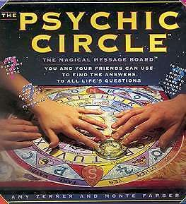 Psychic Circle (Ouija Board)  by Zerner  Farber                                 #Unbranded