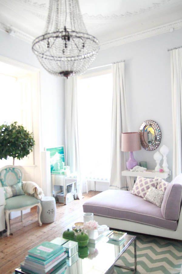 ... 1000+ Bilder Zu Reading Rooms To Die For Auf Pinterest   Rosa Wandfarbe  Wohnzimmer ...