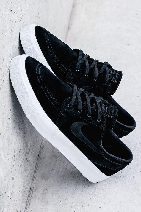 52ec48da3d48 Nike SB Zoom Janoski HT  Black White