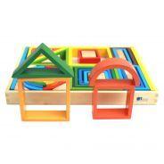 Rainbow Blocks from QToys