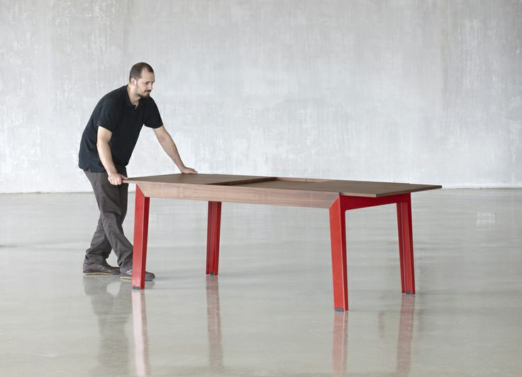 MASINA extendable dining table | Lehel Juhos design | Loft Interior