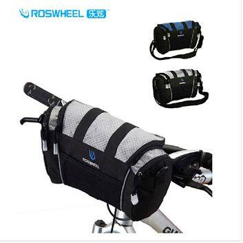 check price roswheel bicycle handlebar bags bike accessories pannier cycling single shoulder bag outdoor #handlebar #bag