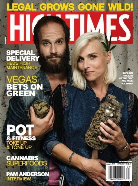 High Times PDF MaGaZiNe January 2017 medical marijuana cannabis PDF