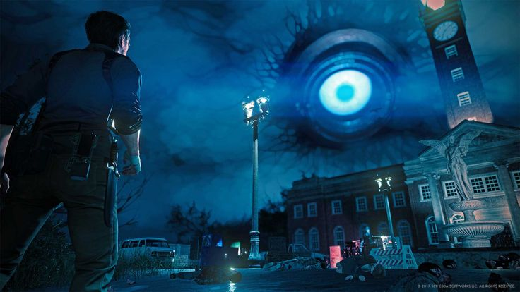 The Evil Within 2 s latest trailer confirms parenthood is an unrelenting nightmare #VideoGames #confirms #latest #nightmare #parenthood