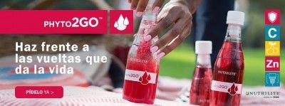 ¡Lanzamiento de la bebida Phyto2GO™ Immunity Drink NUTRILITE!