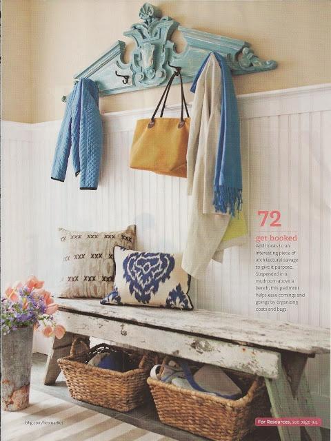Red Door Home: 100 Ideas Flea Market Style
