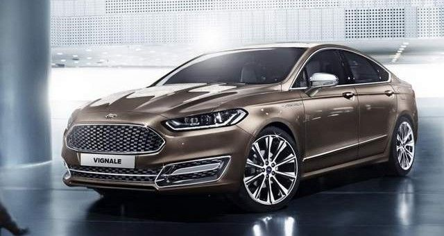 2015 Ford Mondeo Vignale