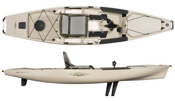 Hobie Pro Angler Fishing Kayak Reviews Kayak Fishing Hobie Pro