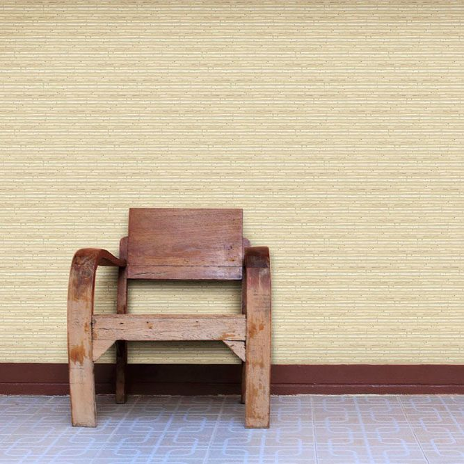 Woven Bamboo Designer Wallpaper from Nilaya by Asian Paints