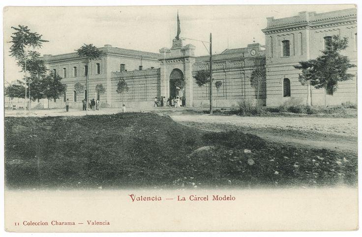 La cárcel Modelo de Valencia