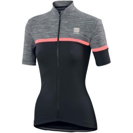 Wiggle Nederland | Sportful Giara fietstrui voor dames (Fietstruien (korte mouwen))