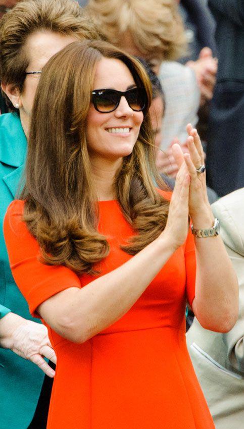 Wimbledon reúne a 'royals', TWAG's y estrellas de Hollywood - Foto 5