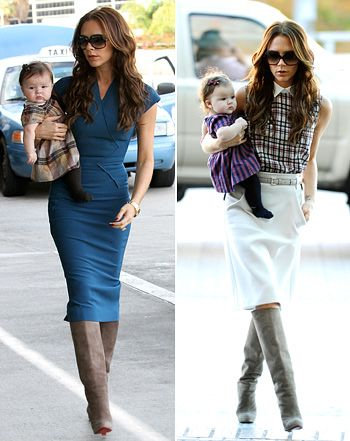 Victoria Beckham, Harper Beckham. I love everything about this. The one closet I would kill for- including baby's closet!