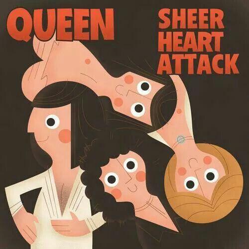 Sheer heart attack la tercera obra de la reina