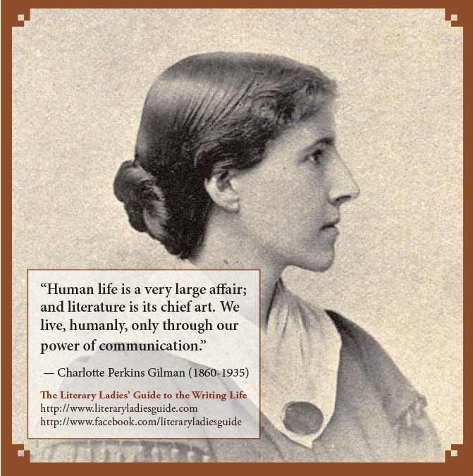charlotte perkins gilmans the yellow wallpaper ― charlotte perkins gilman, the yellow wallpaper and other stories tags: charlotte-perkins-gilman , feminism , if-i-were-a-man 17 likes.