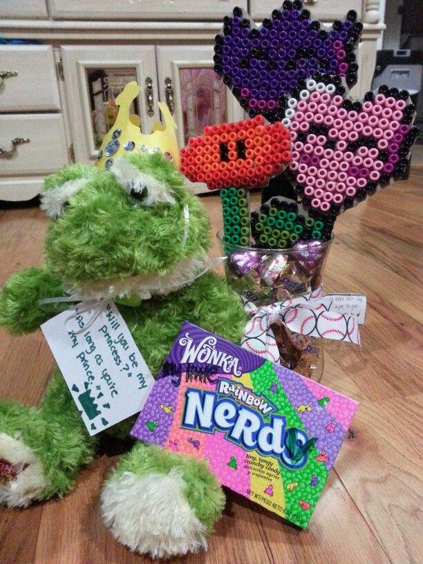Nerdy boyfriend's Valentines day gift
