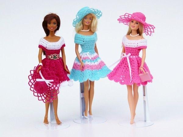 ber ideen zu barbie kleider auf pinterest barbie neu schnittmuster kostenlos und n hen. Black Bedroom Furniture Sets. Home Design Ideas