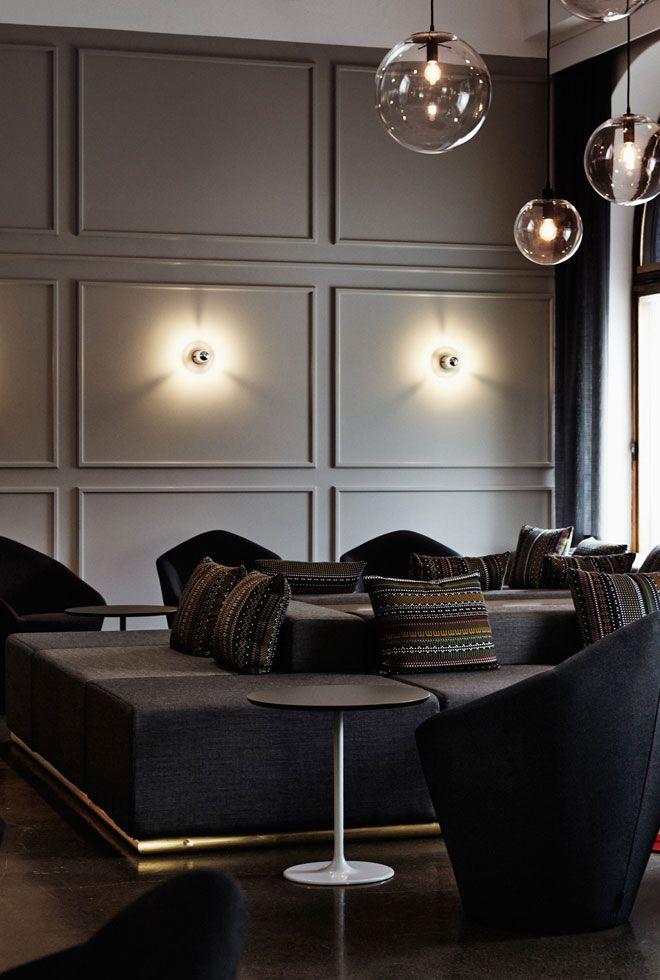 Restaurant and Night Club Intro by Joanna Laajisto | NordicDesign