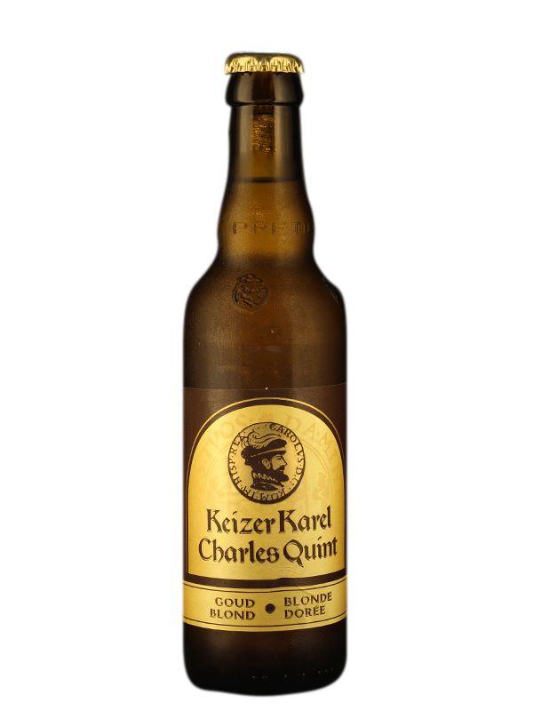 Keizer Karel - Goud Blond - 33cl