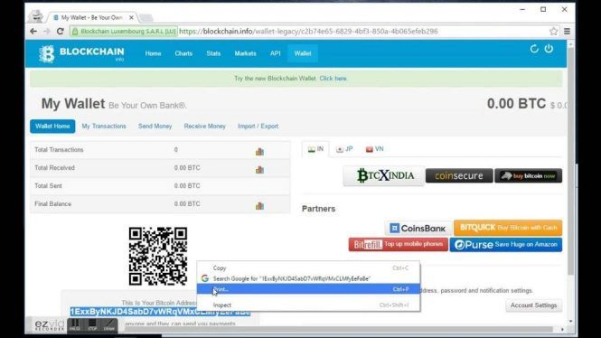 Baltimore Bitcoin Hack