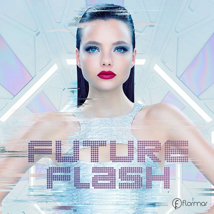 Meet next generation make-up! Discover our new collection Future Flash on our stores! #FutureFlash