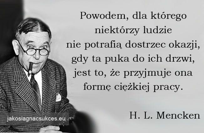 #Mencken #cytat