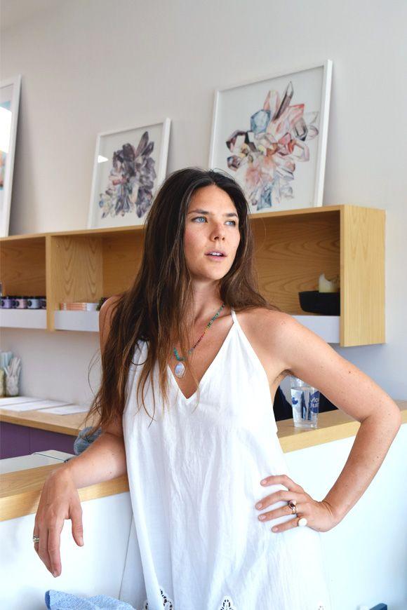 Meet Amanda Bacon, The Beauty Behind Moon Juice | Free People Blog #freepeople