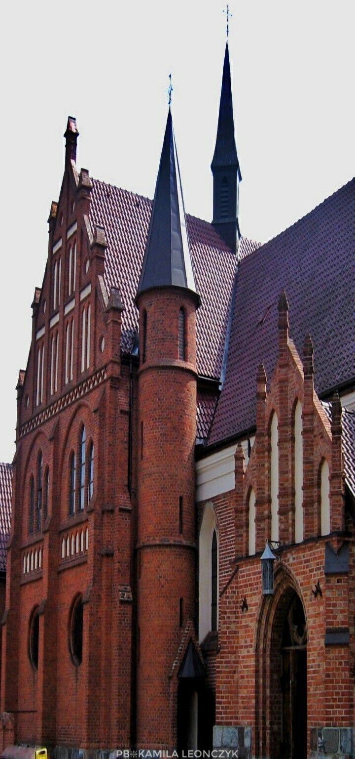 Basilica of the Nativity of the Virgin Mary in Gietrzwałd Poland