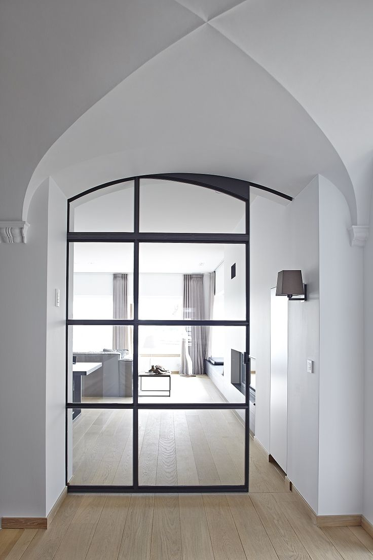 een binnen deur voor 2e verdieping