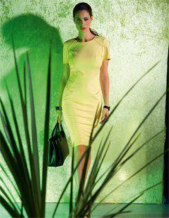 Dress, Handbag