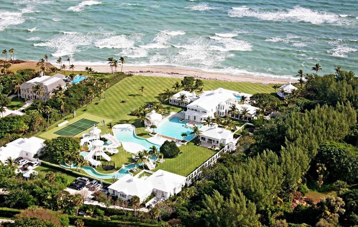 Mansion Dream House Celine Dion S Resort Style Home In