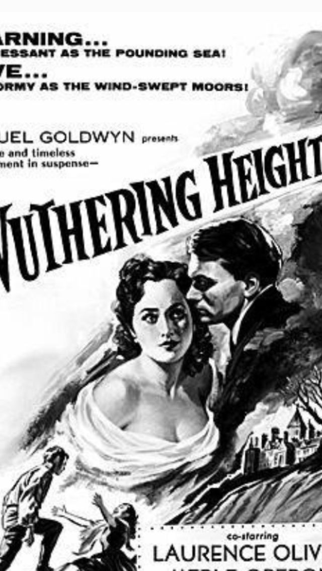 Film poster (With images) Wuthering heights, Wuthering