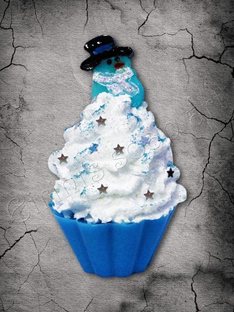 Cupcake 4 soap