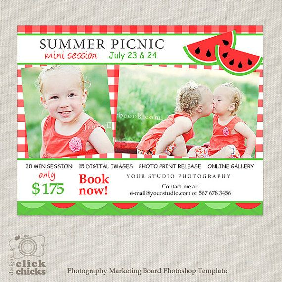 Hey, I found this really awesome Etsy listing at https://www.etsy.com/listing/192664902/summer-mini-sessions-template-for