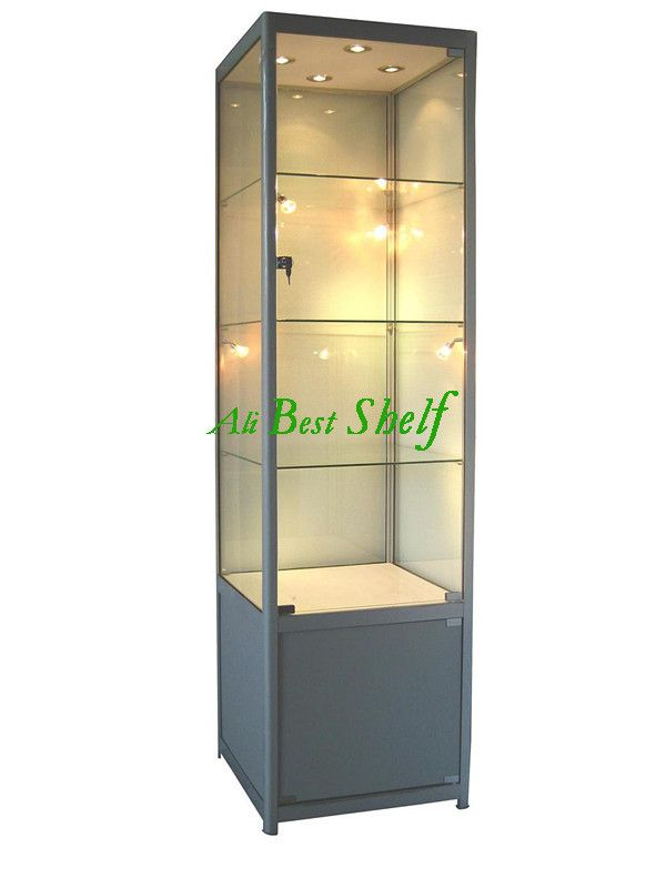 Awesome Lockable Outdoor Display Cabinets