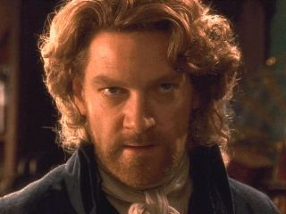 Kenneth Branagh as Dr. Frankenstein in Mary Shelley's Frankenstein (1994)