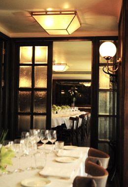 Private dining | Les Deux Salons - Classic Parisian Brasserie in Covent Garden…