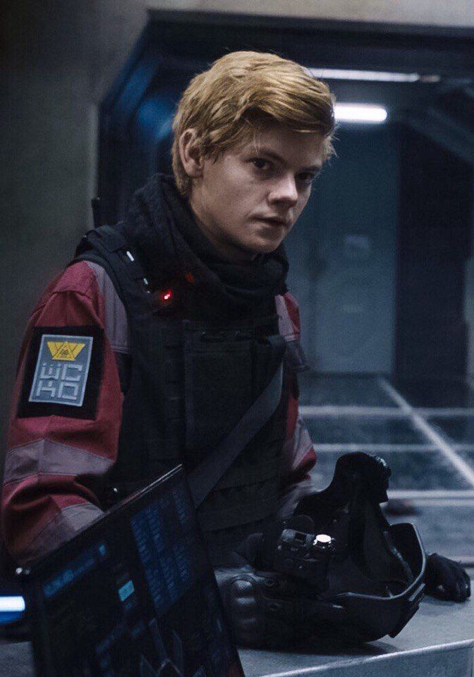 Newt | Thomas Brodie-Sangster | The Death Cure