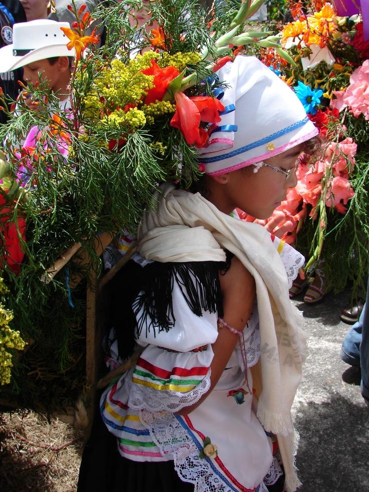 Medellin,Colombia Feria de las Flores
