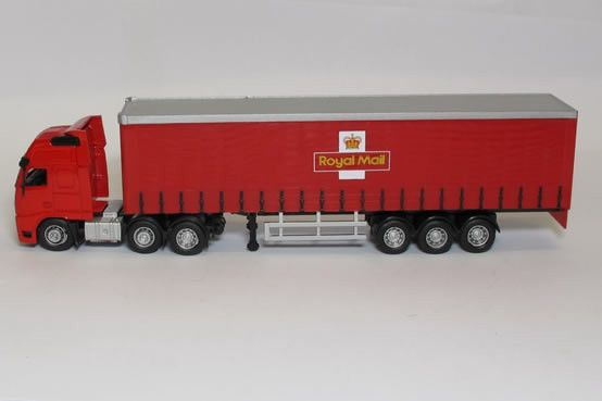 Royal Mail Truck & Trailer