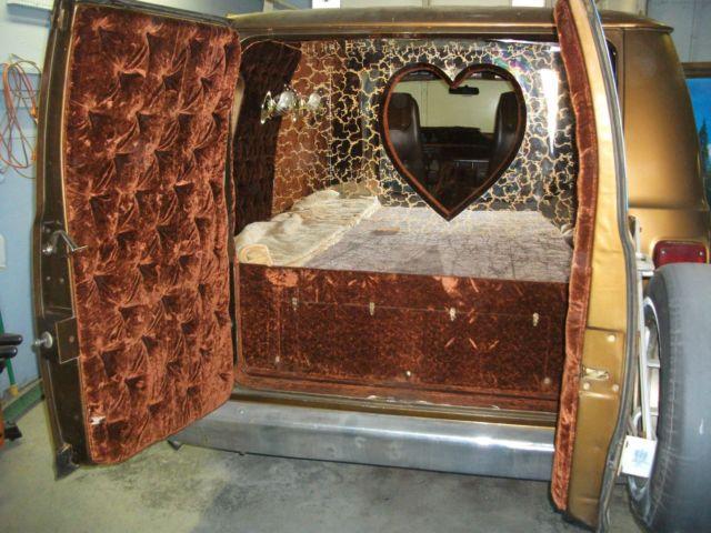 1978 Dodge Van Custom Shorty - Classic Dodge Ram Van 1978 for sale