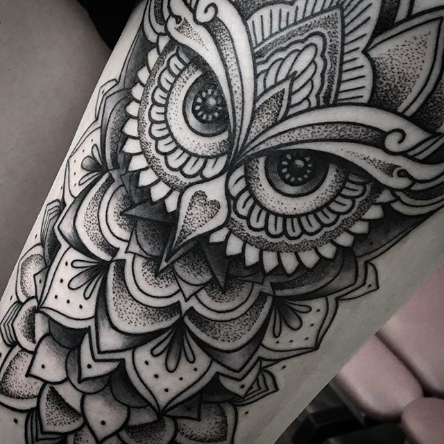 Tattoo Designs Braso: 1832 Best Images About Owl Tattoos/ Uil Tattoos On