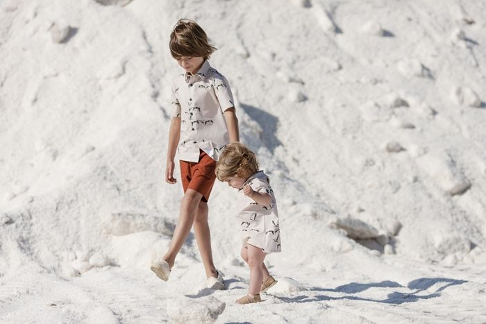 Motoreta SS16 Collection - SALT · SUN · SOUTH - Petit & Small