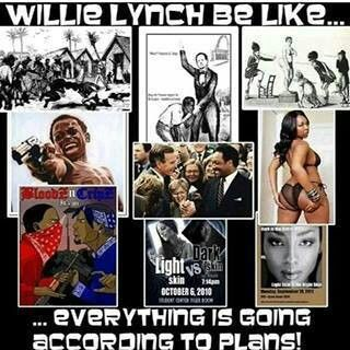 Willie Lynch..............The epidemics that Hangs Us!!