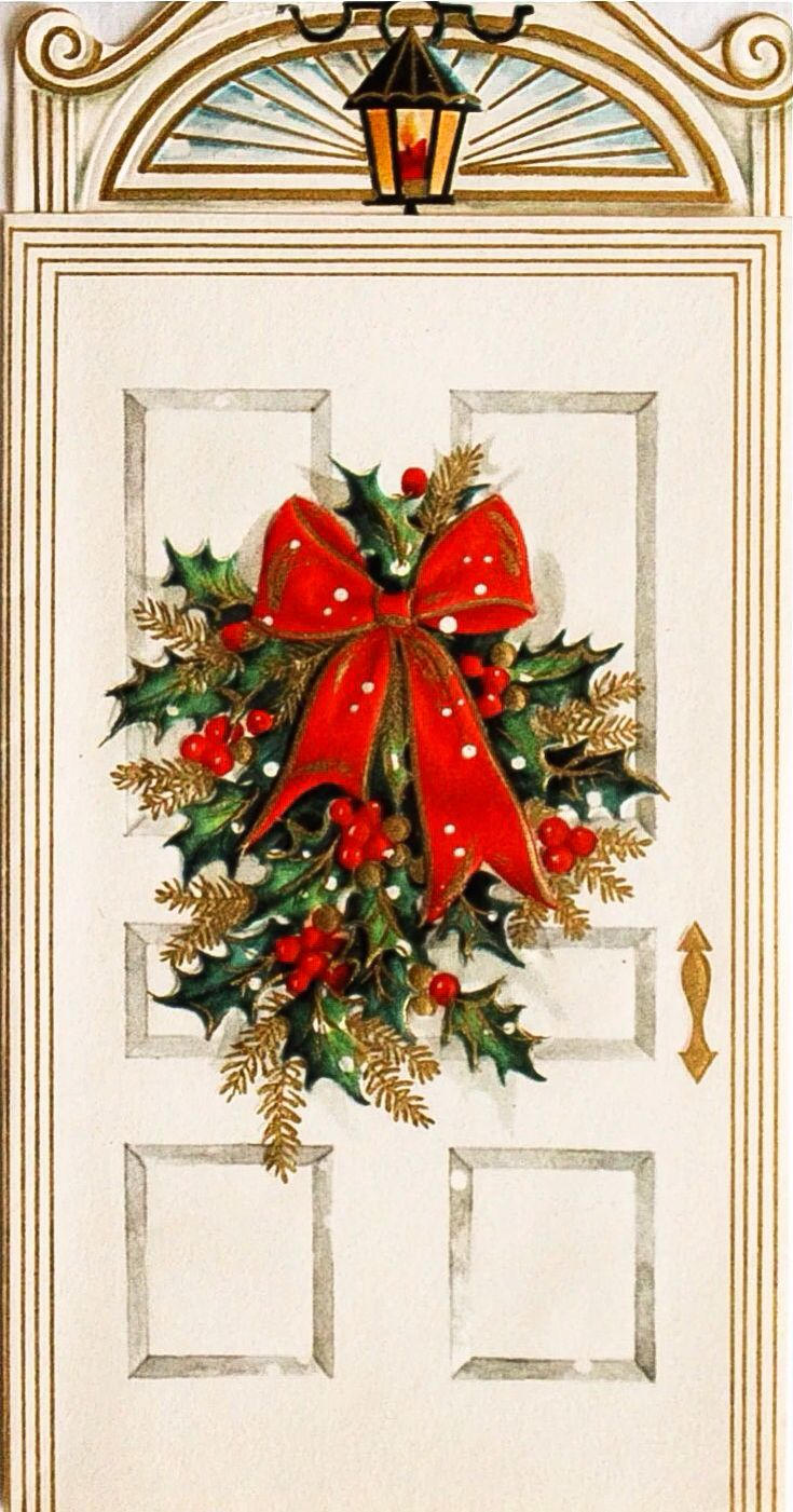 Christmas Front Door Clipart 183 best navidad images on pinterest | christmas clipart